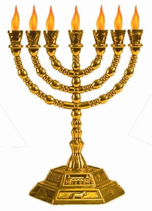 Israel Candelabor